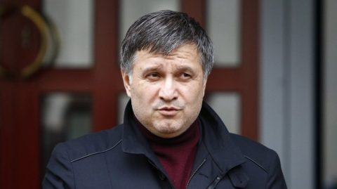 Court opens proceeding to dismiss Interior Minister Avakov due to insufficient language skills
