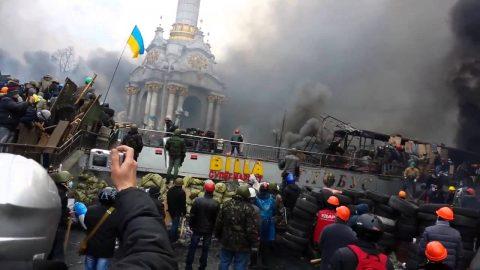Poison gas on Maidan: why activists' lives are still under threat