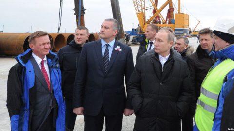 Putin personally led the seizure of Ukrainian Crimea