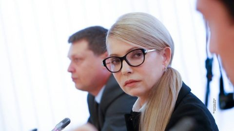"The cost of ""Tymoshenko's election pyramid"" is about $82 million"