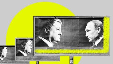 Poroshenko vs Putin – a new round of election campaign hits the streets of Ukraine