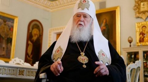 Patriarch of the Orthodox Church of Ukraine says he does not accept Tomos