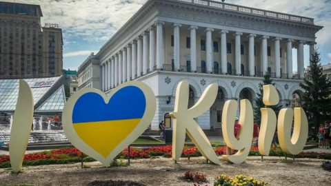 "The U.S. Board on Geographic Names adopts ""Kyiv"" as official spelling"
