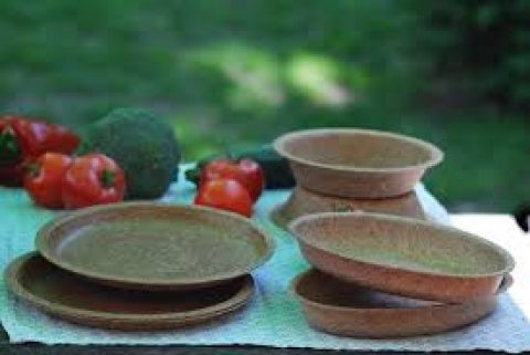 Organic cookware made from bran hit the market in Ukraine