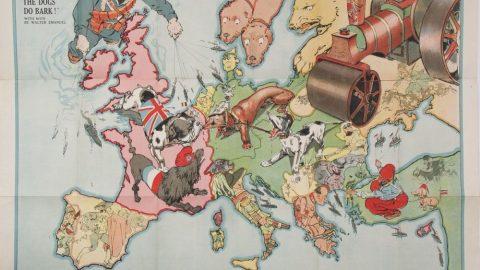 Taste of blood: European diet for the Kremlin beast