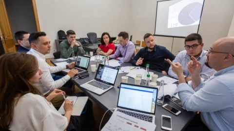 "Zelensky took up the project ""State in a smartphone"""