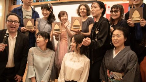 Ukrainian film awarded Grand Prix at a festival in Japan