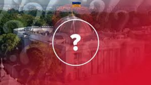 Why Ukrainians chooses new faces in politics?