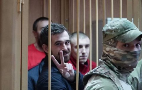 Moscow court fixes a date for considering appeals case of Ukrainian sailors