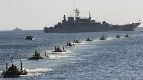 Russia is implementing a plan for the actual capture of the Black Sea