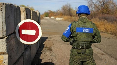 Ukraine has begun the disengagement of forces in Zolote