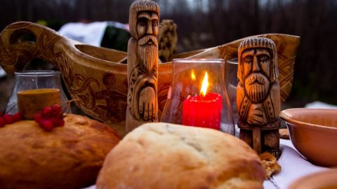 The Veles Night: customs and beliefs around Ukraine's own Halloween