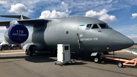 Ukraine's Antonov State Enterprise to supply An-178 to the Peruvian national police
