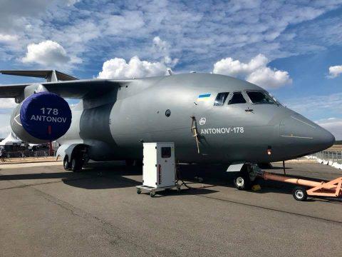 Ukraine's Antonov State Enterprise to supply An-178 to the Peruvian national police