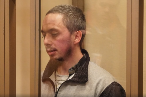 """Me and my people are not terrorists,"" Crimean Tatar activist made his final statement in Russia's court"