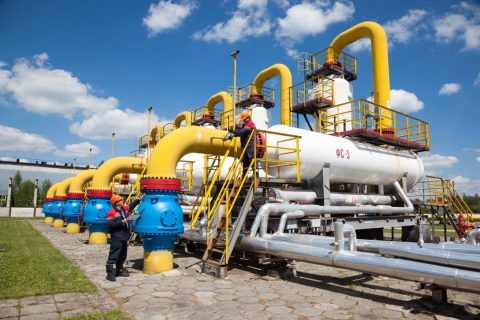 Ukraine is conducting crucial negotiations on gas transit contracts with Russia under the pressure