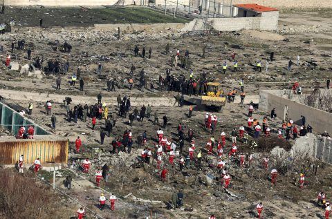 Is Iran interested in proper investigation of Ukraine plane crash?