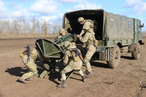 Russia – Ukraine war updates: daily briefings as of January 28, 2020