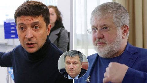 Zelensky did not dare to start a war with Kolomoysky and Avakov for so long that they started it first
