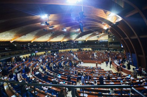 Ukraine suffered a debacle in PACE. All sanctions were lifted from Russia
