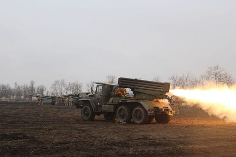Russia – Ukraine war updates: daily briefings as of February 23, 2020