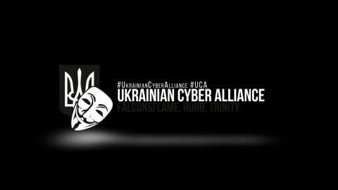 Police searches Ukrainian Cyber Alliance