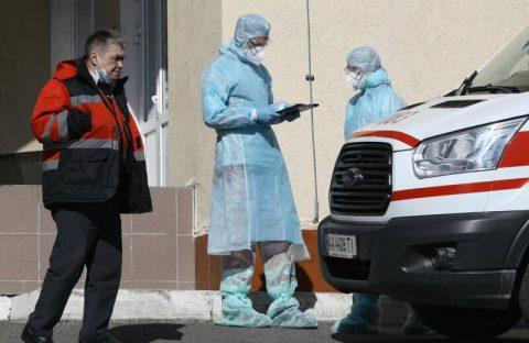 Coronavirus in Ukraine updates: Day 23