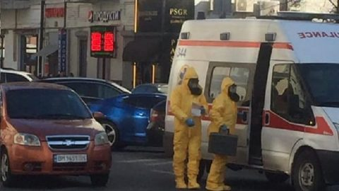 The first COVID-19 cases confirmed in Kyiv