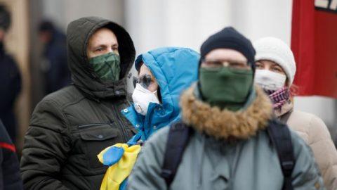 Coronavirus in Ukraine updates: Day 19