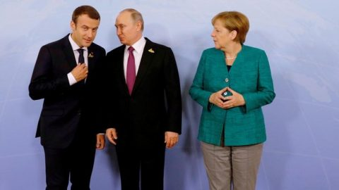 Ukraine is in danger after the rapprochement of Germany and France with Russia