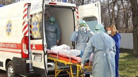 Coronavirus in Ukraine updates: Day 20