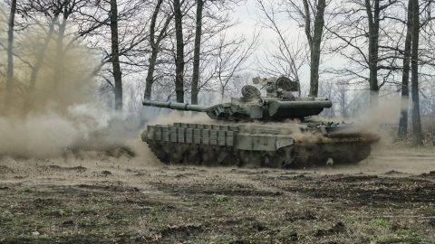 Russia – Ukraine war updates: daily briefings as of March 25, 2020