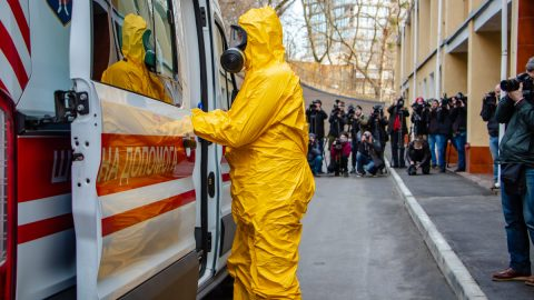Kyiv and Ukraine to introduce quarantine because of COVID-19