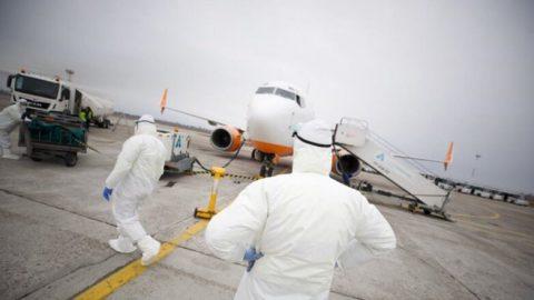 Ukraine closes air traffic due to COVID-19