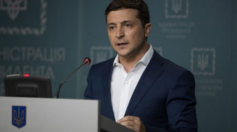 Zelensky closes the inter-city connection in Ukraine as of COVID-19