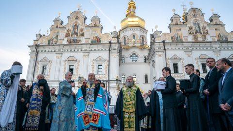 30 cases of coronavirus confirmed in Kyiv-Pechersk Lavra