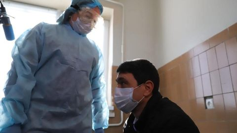 Coronavirus in Ukraine: Day 30