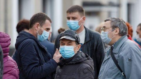 Coronavirus in Ukraine: Day 42