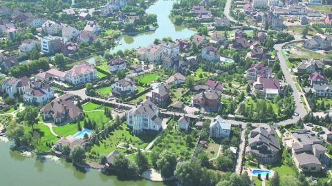 Ukraine's VIP district Koncha Zaspa is doomed as of coronavirus