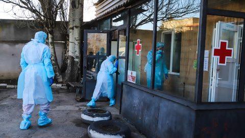 Coronavirus in Ukraine: Day 38