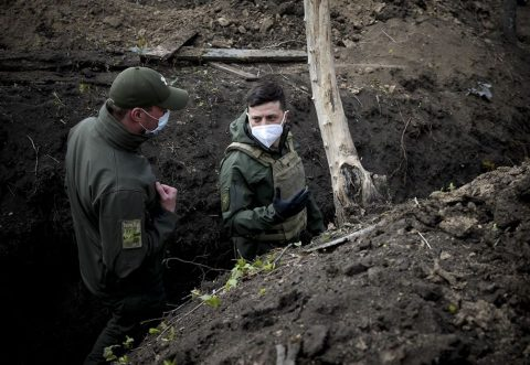 Russia – Ukraine war updates: daily briefings as of April 14, 2020