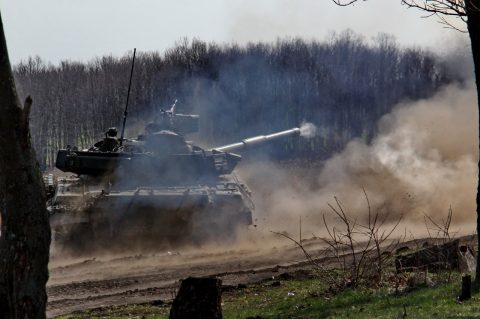 Russia – Ukraine war updates: daily briefings as of April 4, 2020