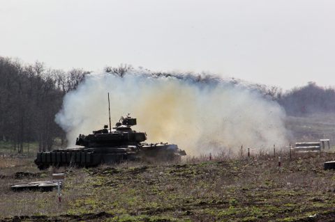 Russia – Ukraine war updates: daily briefings as of April 22, 2020