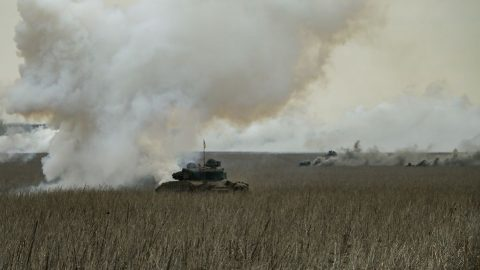 Russia – Ukraine war updates: daily briefings as of April 25, 2020
