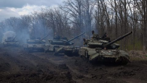 Russia – Ukraine war updates: daily briefings as of April 20, 2020
