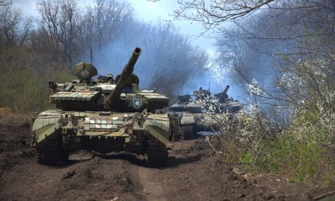 Russia – Ukraine war updates: daily briefings as of April 21, 2020