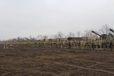 Russia – Ukraine war updates: daily briefings as of April 12, 2020