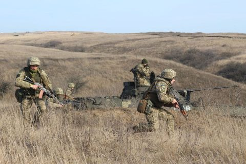 Russia – Ukraine war updates: daily briefings as of April 13, 2020