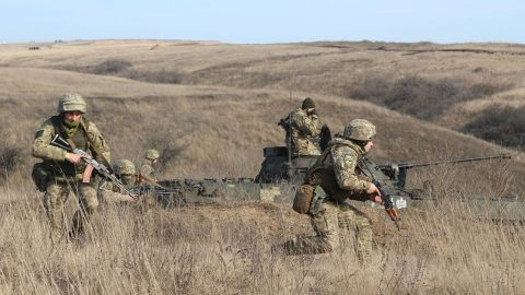Russia – Ukraine war updates: daily briefings as of April 5, 2020