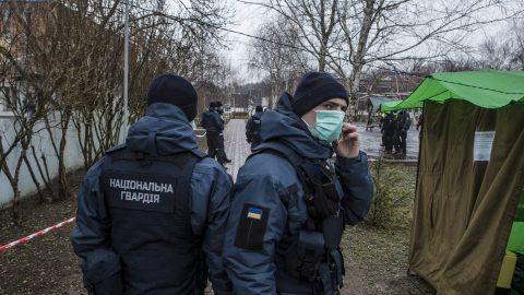 Coronavirus in Ukraine: Day 87